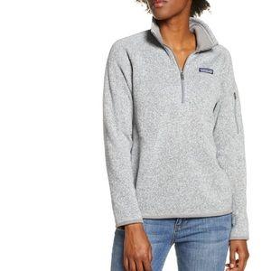 Patagonia Better Sweater 1/4Zip Performance Jacket